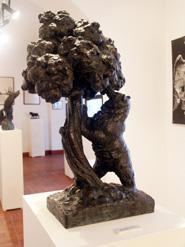 Casa museo del escultor Navarro Santafé