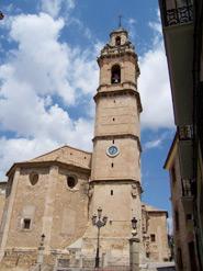 Img 1: Iglesia parroquial de Ntra. Sra. de la Asunción