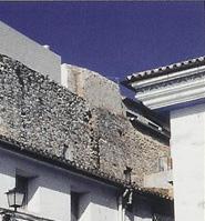Img 1: Restos de la muralla del Castillo