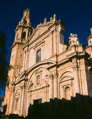 Img 1: THE PARISH CHURCH OF 'SAN LUCAS EVANGELISTA'