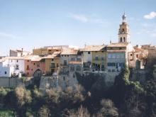 Img 1: BARRI ANTIC  DE LA VILA