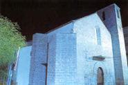 Img 1: THE PARISH CHURCH 'DEL SALVADOR'