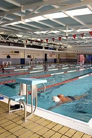 The Trafalgar Municipal Swimming Pool