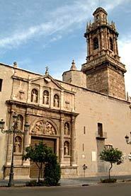 Img 1: Exconvento de Santo Domingo. Cuartel General de  la  Fuerza de Maniobra