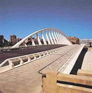 Img 1: Puentes sobre el río Turia