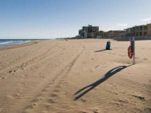La Roqueta Beach
