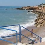 Foto: Playa Les Roques
