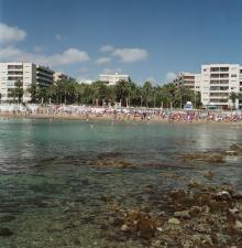 Foto: Playa de los Locos en Torrevieja