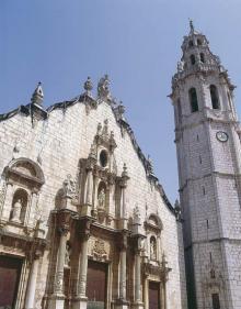 S. Juan Bautista parish church and tower museum