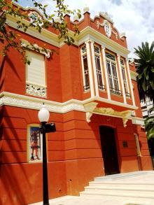 Casa Grande del Jardín de la Música
