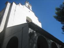 fachada ermita de Sant VIcent