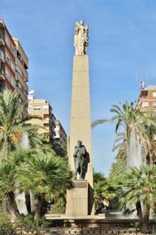 Monumento del labrador