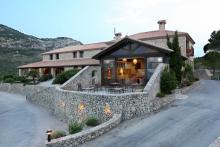 Das Hotel Alahuar, Wärme und Eleganz mit Blick auf das Vall de Laguar