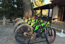 La Safranera, a rural farmhouse that is the friend of cyclists