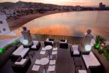 Das Hotel Boutique La Mar, für einen Aufenthalt in Peñíscola gleich am Mitelmeer