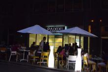 Paixixi oder: Der Holzkohleofen von Ontinyent
