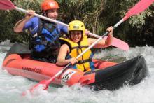 Avensport, des milliers d'aventure dans les gorges du Río Cabriel,