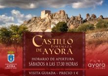 Visita guiada Castillo de Ayora