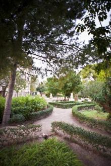 Jardines de Peñacerrada