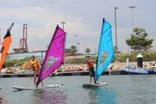 Aquatic summer camp for children at the Ocean Republik Summer School