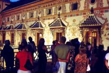 Activitats nocturnes en el Palau Ducal de Gandia