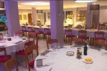 Die avantgardistische mediterrane Küche, Protagonist im Restaurant Momentum