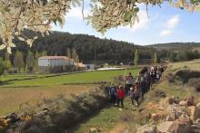 Albergue la Parreta, tourisme et éducation à l'environnement en pleine nature