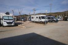Las Moreras Camper Park en Alcossebre