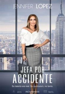 "Cine ""Jefa por accidente"""