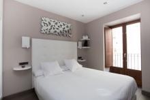 Disfruta de una confortable y estilosa estancia en La Sepia Boba