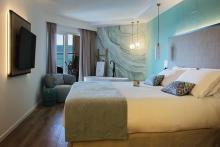 Disfruta de una estancia con vistas al mar en Sercotel Hotel Suites del Mar