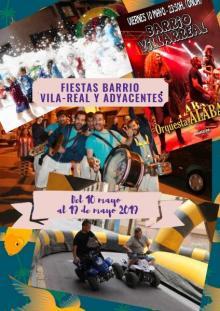 Fiestas barrio Vila-Real
