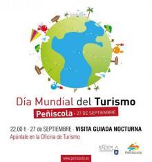 Día Mundial del Turismo - Peñíscola