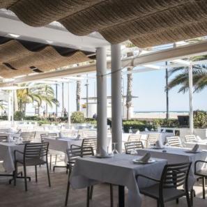 Restaurante del Hotel Balandret
