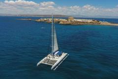 Alicante catamaran