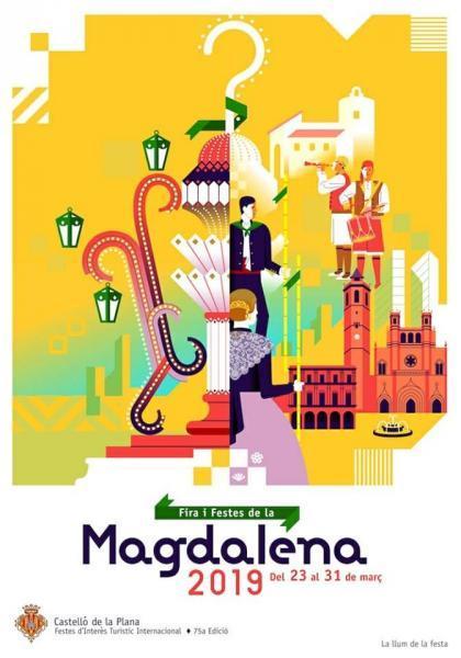 Fira i Festes de la Magdalena