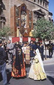The San Vicente Ferrer Festivity