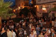 Festivité de San José et de la Vierge de los Ángeles