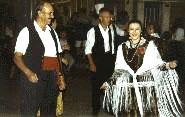 Festivity in honour of Santo Domingo de Guzmán