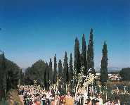 Festivities in honour of the Mare de Déu dels Àngels