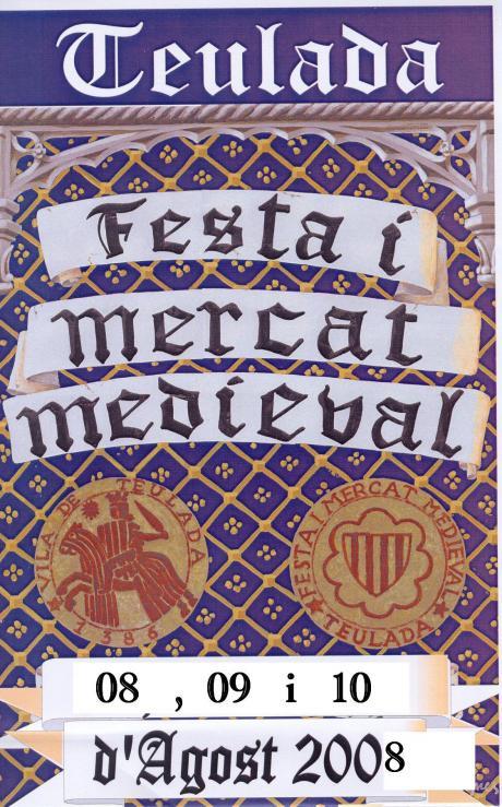 Feria y fiesta medieval (Foire et fête médiévale)