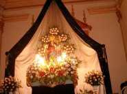 Fiestas en honor de la Santísima Virgen de la Paz