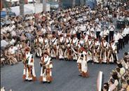 Moros y Cristianos en honor de Santa Marta