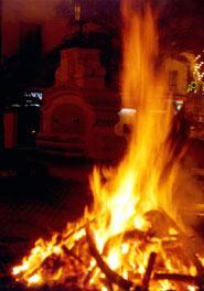 Festividad de San Antonio Abad y Santa Águeda