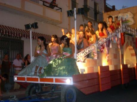 Fiesta de la Virgen de la Asunción