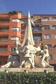 Plaza de los Reyes Magos