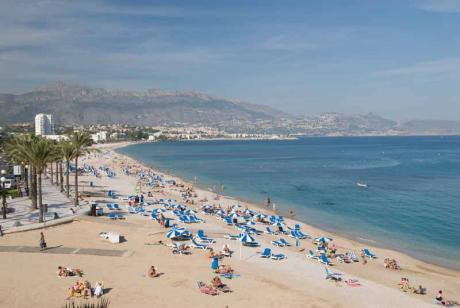 Albir Beach