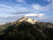 Das Maigmó Massiv und die Sierra de l'Arguenya