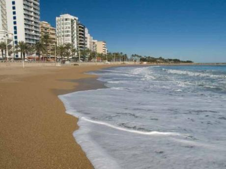 Playa Fortí