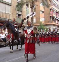 Feste der Mauren und Christen auf Ontinyent